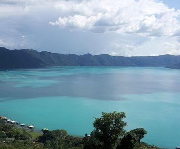 Ruta Lago de Coatepeque y Cerro Verde